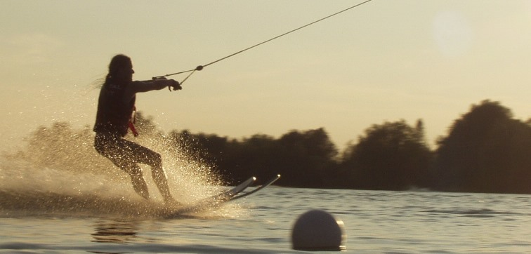 best beginner water skis