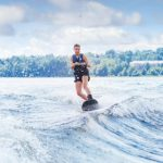 Wakeboarding: how to get up like a pro in the beginning